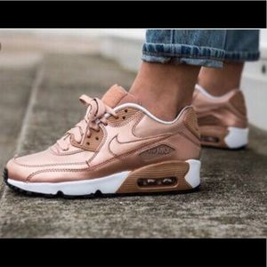 Rose Gold 2018 Nike Air Max 90
